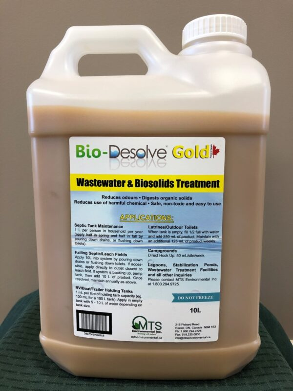 bio disolve gold