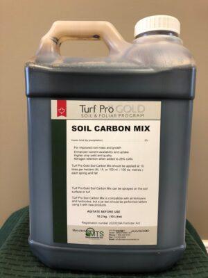 Turf Pro Gold LX7 Soil Carbon